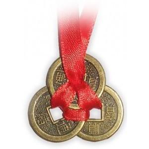 Фън Шуй Връзката на Трите монети (малка)