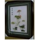Фън Шуй Картина Датанг - Нефритена Картина Орхидея