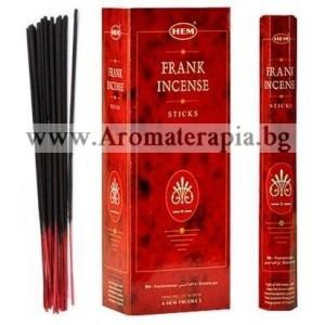 Ароматни Пръчици - Тамян (Frankincense) HEM Corporation